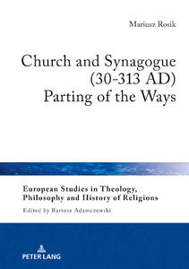 Title: Church and Synagogue (30-313 AD)