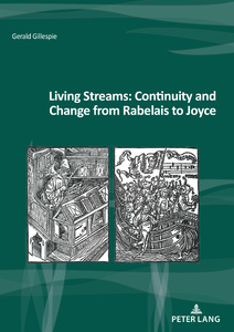 Title: Living Streams: Continuity and Change from Rabelais to Joyce