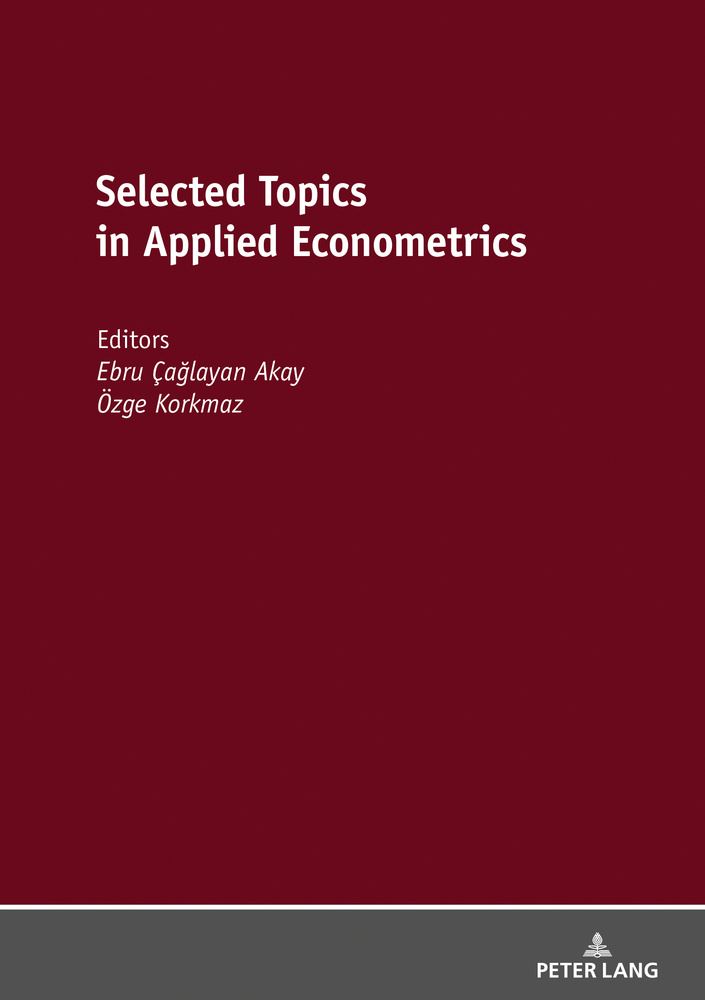 Title: Selected Topics in Applied Econometrics