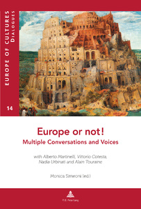 Title: Europe or Not! Multiple Conversations and Voices