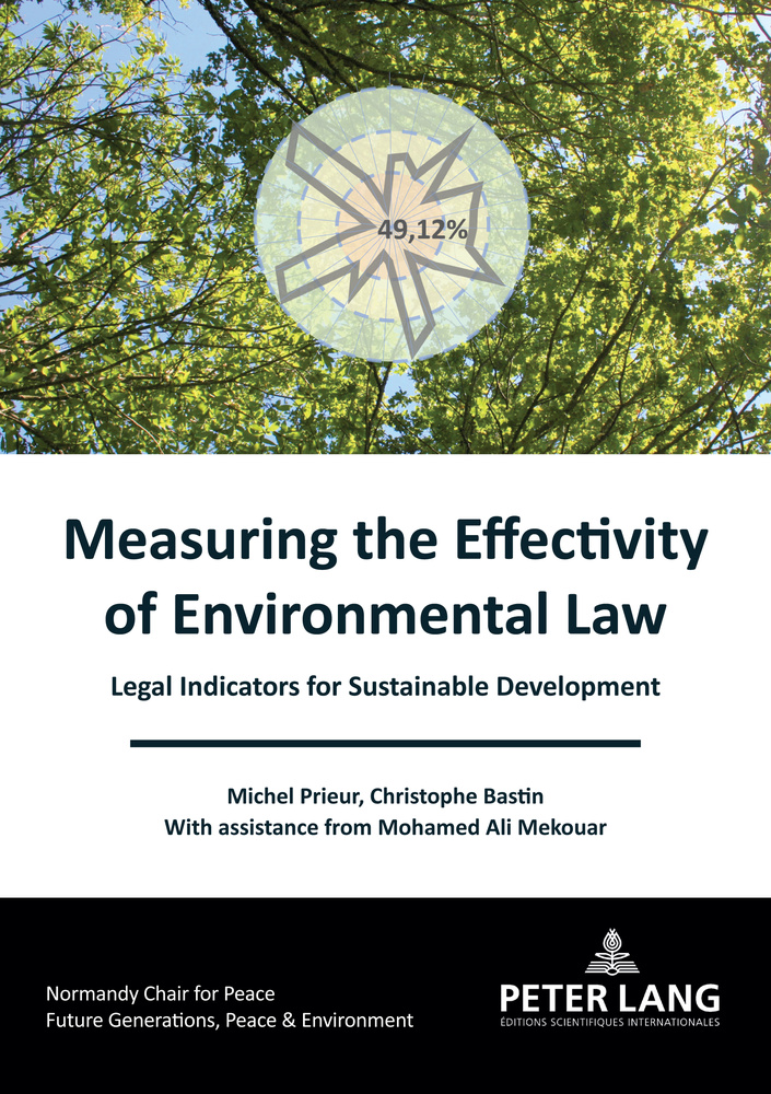Title: Measuring the Effectivity of Environmental Law