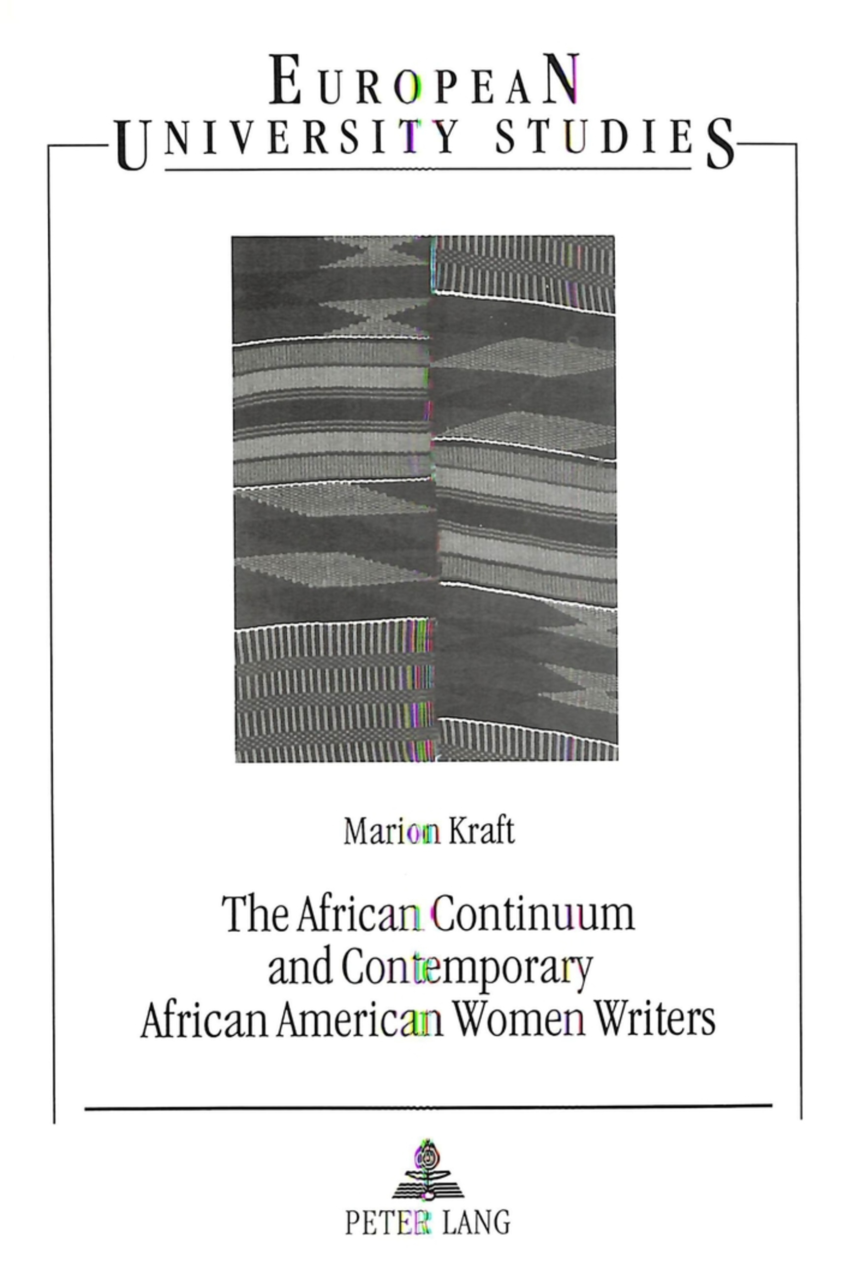 Title: The African Continuum and Contemporary African American Women Writers