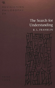 Title: The Search for Understanding
