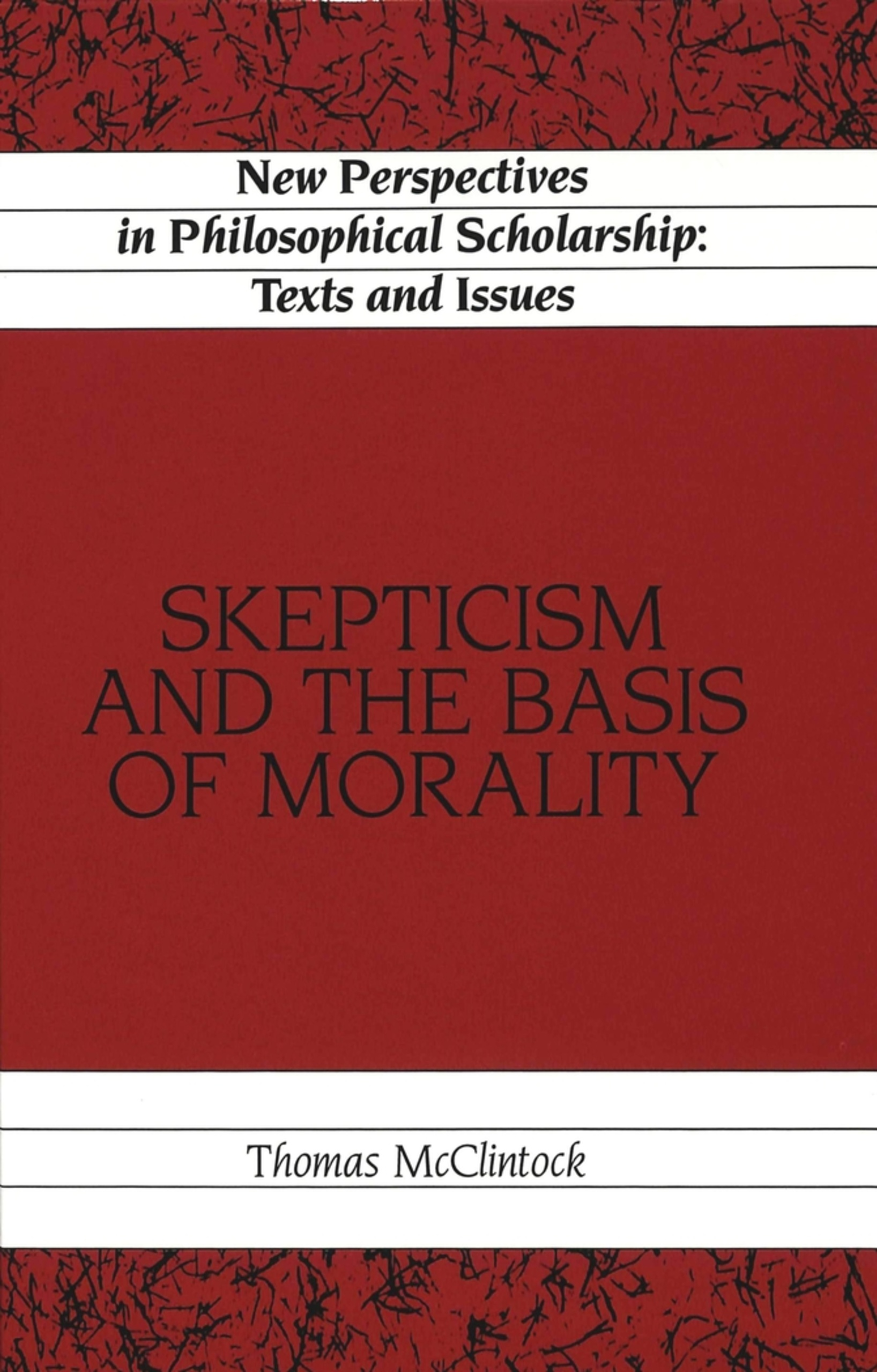 Title: Skepticism and the Basis of Morality