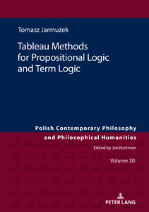 Title: Tableau Methods for Propositional Logic and Term Logic