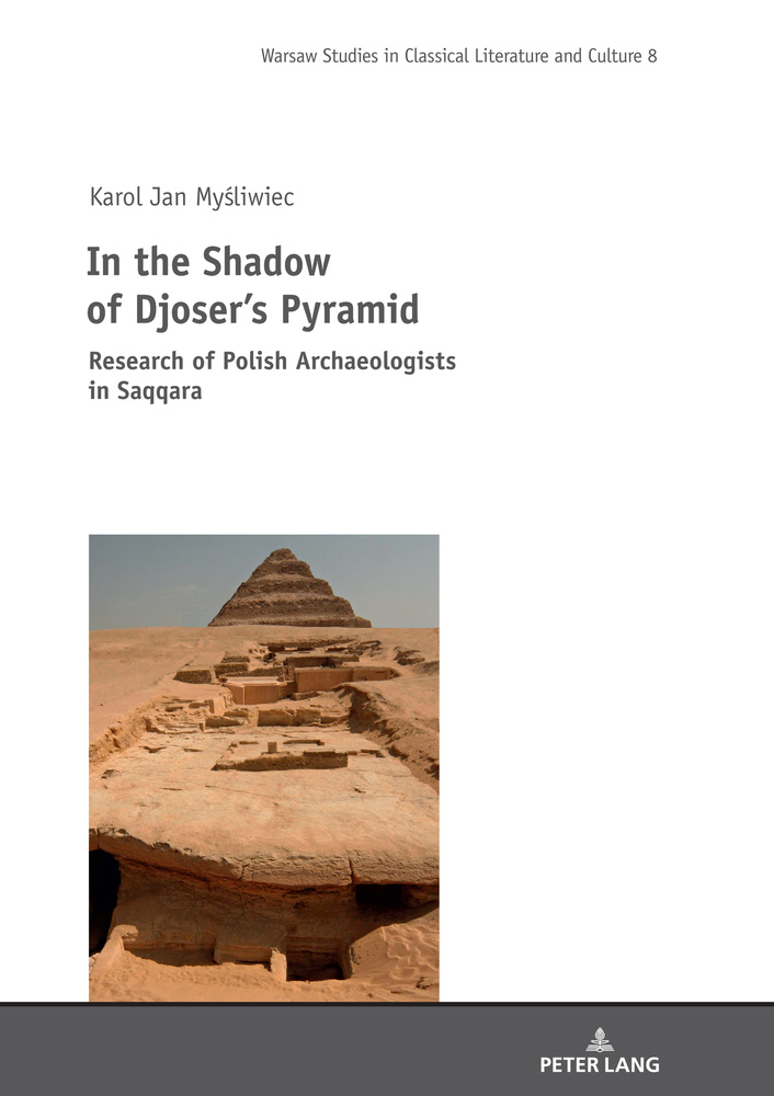 Title: In the Shadow of Djoser's Pyramid