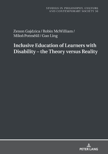 Title: Inclusive Education of Learners with Disability – The Theory versus Reality