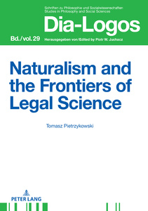 Title: Naturalism and the Frontiers of Legal Science