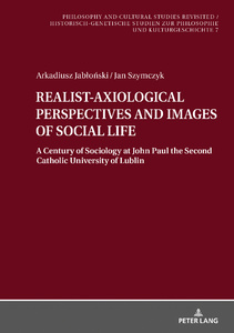 Title: REALIST-AXIOLOGICAL PERSPECTIVES AND IMAGES OF SOCIAL LIFE