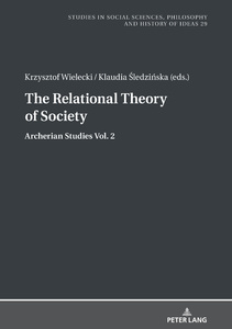 Title: The Relational Theory Of Society