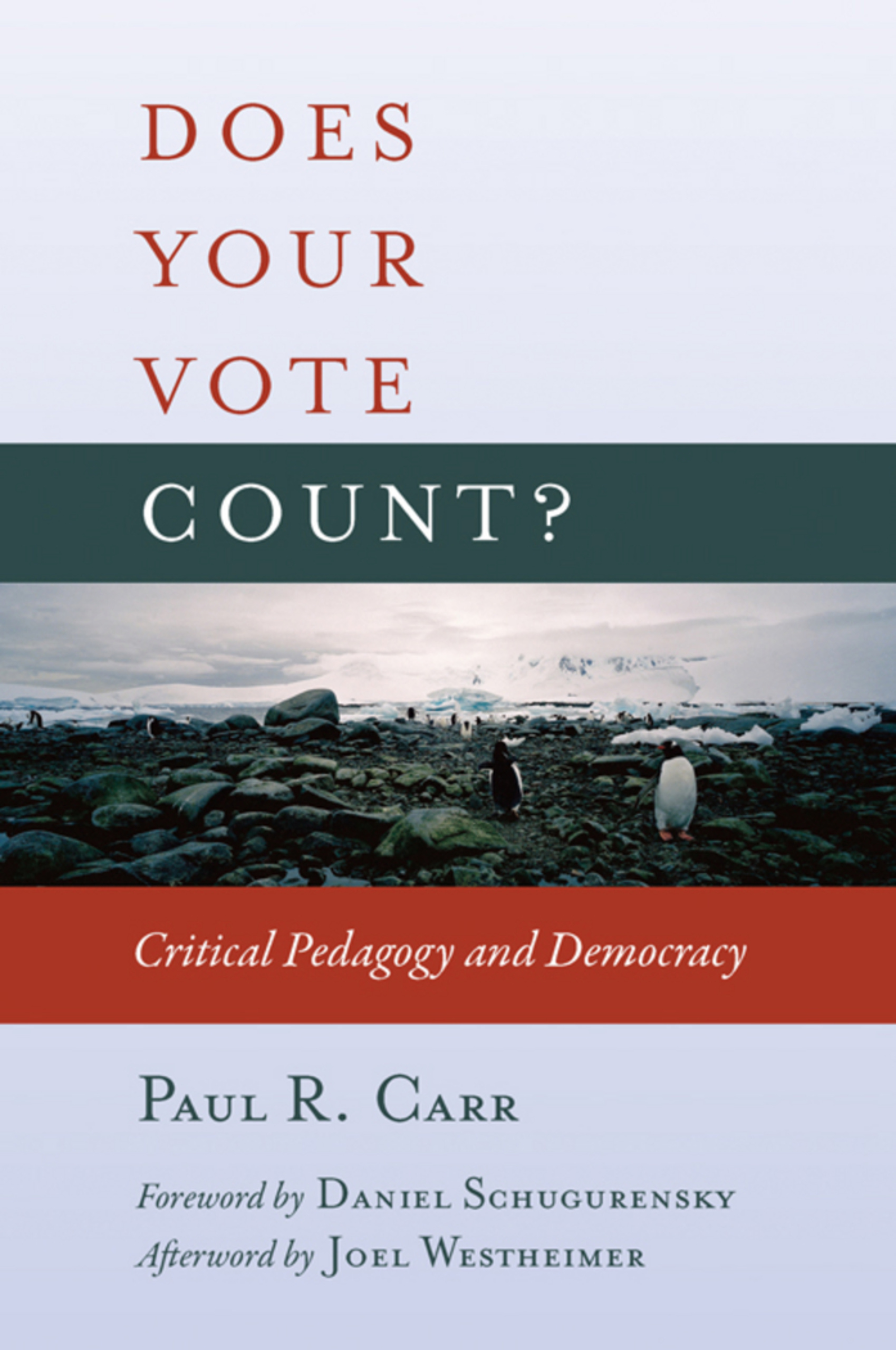 Title: Does Your Vote Count?