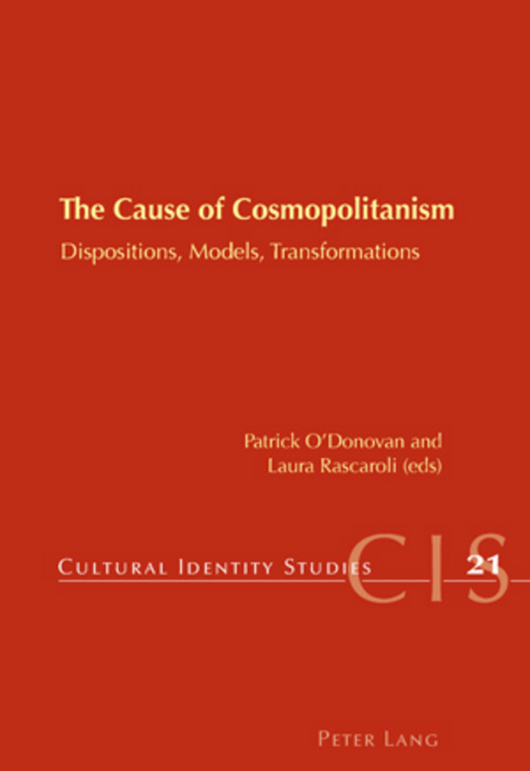 Title: The Cause of Cosmopolitanism