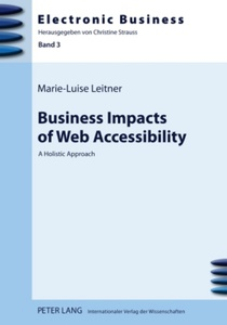Title: Business Impacts of Web Accessibility