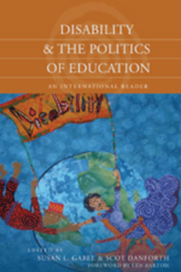 Title: Disability and the Politics of Education
