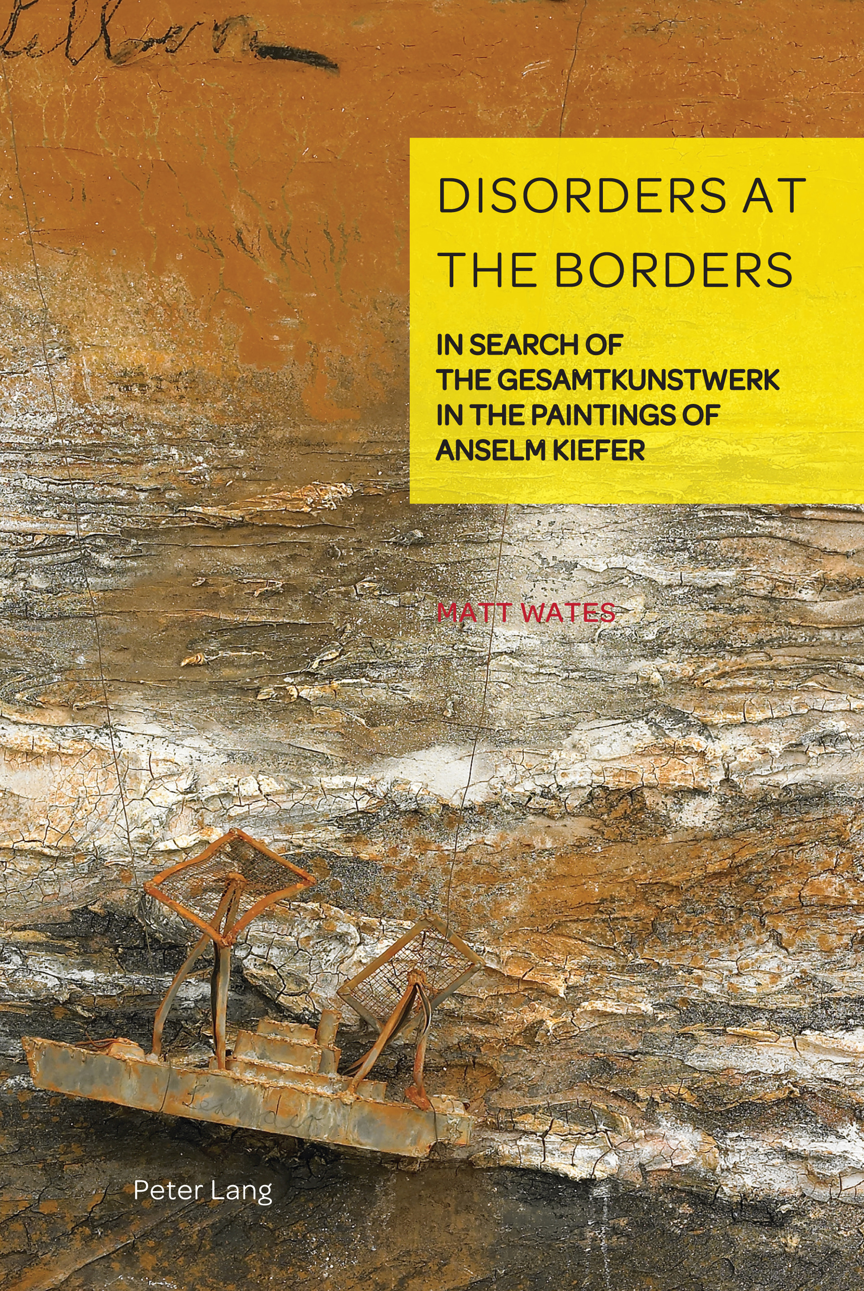 Title: Disorders at the Borders