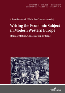 Title: Writing the Economic Subject in Modern Western Europe