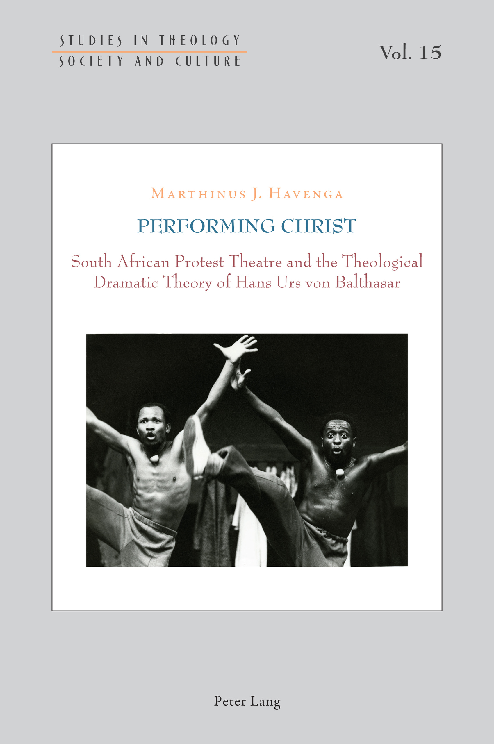 Title: Performing Christ