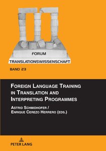 Title: Foreign Language Training in Translation and Interpreting Programmes