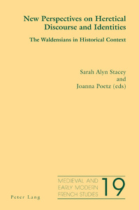 Title: New Perspectives on Heretical Discourse and Identities
