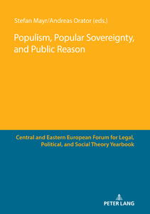 Title: Populism, Popular Sovereignty, and Public Reason