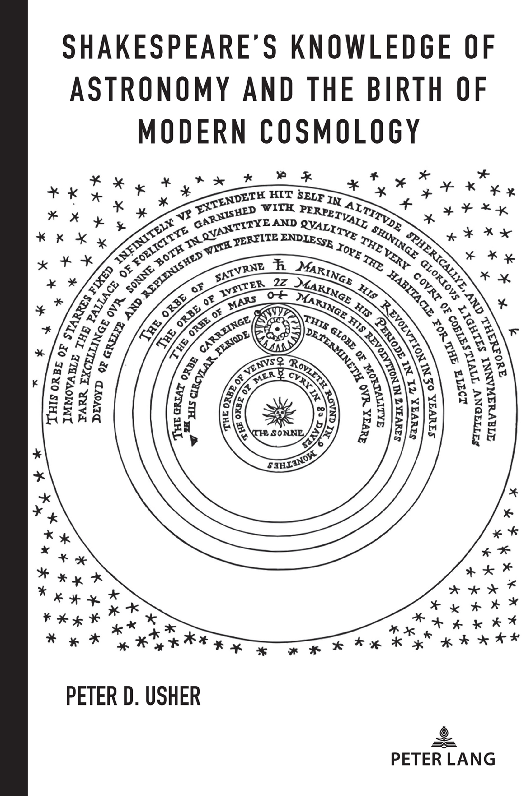 Title: Shakespeare's Knowledge of Astronomy and the Birth of Modern Cosmology