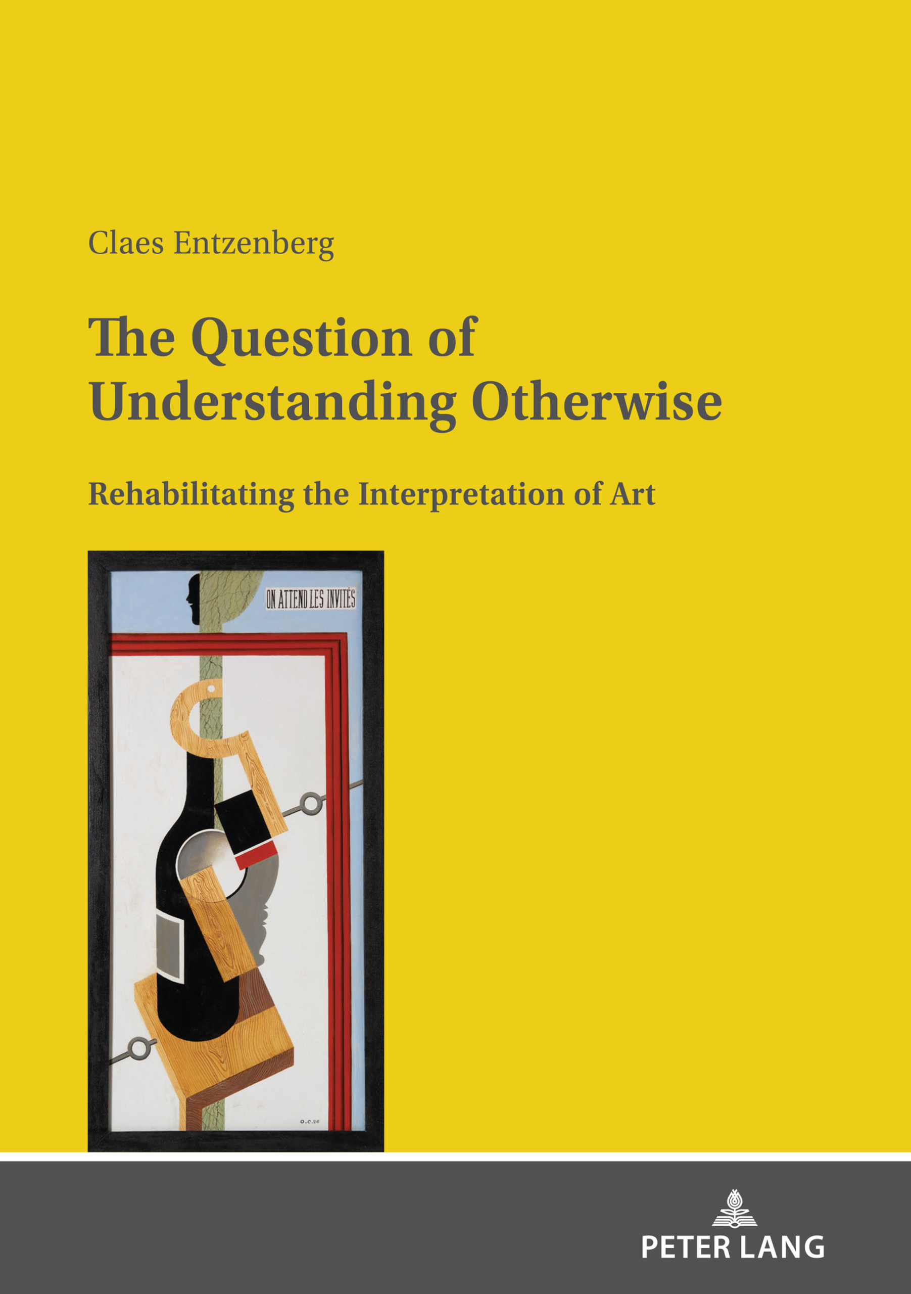 Title: The Question of Understanding Otherwise