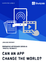 """Titel: Can an App change the world? Persuasive Affordance Design in """"Mindful Meerkats"""""""