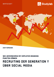 Titel: Recruiting der Generation Y über Social Media
