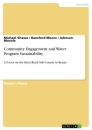 Titel: Community Engagement and Water Program Sustainability