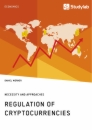 Titel: Regulation of Cryptocurrencies. Necessity and Approaches