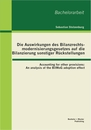 Titel: Die Auswirkungen des Bilanzrechtsmodernisierungsgesetzes auf die Bilanzierung sonstiger Rückstellungen: Accounting for other provisions: An analysis of the BilMoG adoption effect