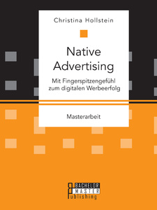 Titel: Native Advertising