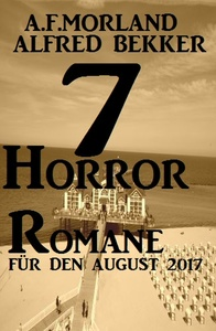 Titel: 7 Horror-Romane für den August 2017