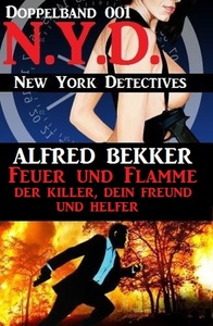 Titel: N.Y.D. - New York Detectives Doppelband 001