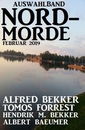 Titel: Auswahlband Nord-Morde Februar 2019