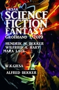 Titel: Uksak Science Fiction Fantasy Großband 1/2019