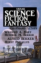 Titel: Uksak Science Fiction Fantasy Großband 5/2019