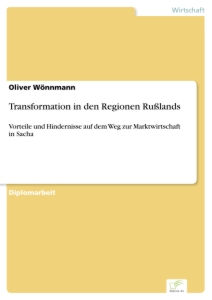 Titel: Transformation in den Regionen Rußlands