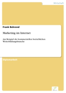 Titel: Marketing im Internet