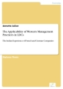 Titel: The Applicability of Western Management Practices in LDCs