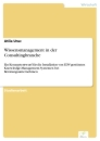 Titel: Wissensmanagement in der Consultingbranche