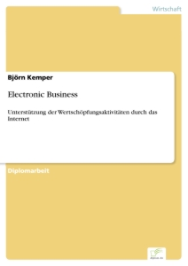 Titel: Electronic Business