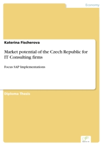 Titel: Market potential of the Czech Republic for IT Consulting firms