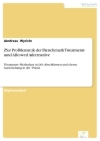 Titel: Zur Problematik der Benchmark Treatment- und Allowed Alternative