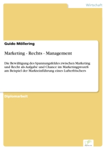 Titel: Marketing - Rechts - Management