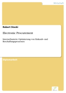 Titel: Electronic Procurement