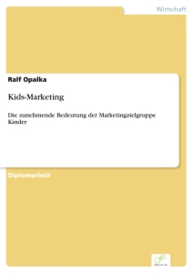 Titel: Kids-Marketing