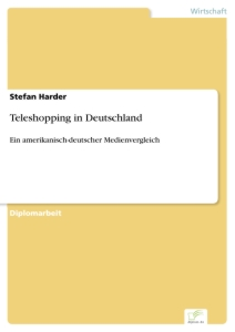 Titel: Teleshopping in Deutschland