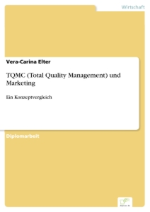 Titel: TQMC (Total Quality Management) und Marketing
