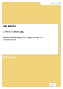 Titel: Global Marketing